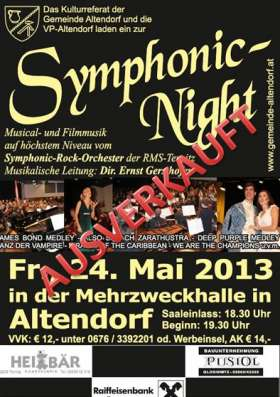 Bild zu Symphonic-Night in Altendorf